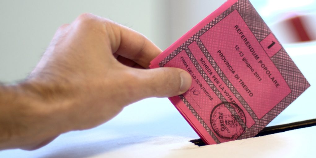 produzione cabina elettorale