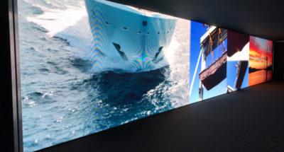 schermi pubblicitari led usati